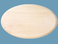 トールペイントのボード1(楕円形・集成材・室内向け)